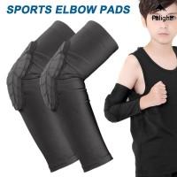 Terlaris PA Deker Pelindung Lutut / Sikut Motif Sarang Lebah untuk