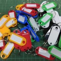 Gantungan Kunci Dengan Label Key Chain Ring Joyko