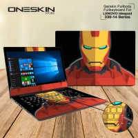 Garskin Laptop Cover Lenovo Ideapad 330-14IKB-81G200-34MJ 35MJ 4XIN FB