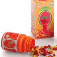 VERMINT isi 30 kapsul Original Obat Tipes Typus Tipus Herbal