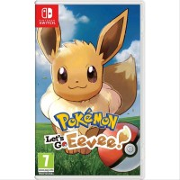Nintendo Switch Pokemon Lets Go - Eevee limited stock