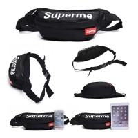 HOT Tas Waistbag SUPREME 11 TERMIRIP tersedia 25 warna High Quali