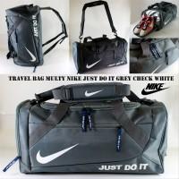 Travelbag Nike Abu Tas Gym Sporty Termurah