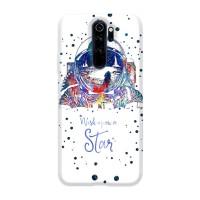 Hardcase Xiaomi Redmi Note 8 Pro ASTROUNOT WISH UPON A STAR W9206 Case