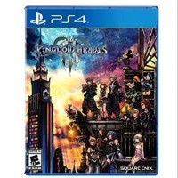 Game Ps4 Kingdom Heart 3 Reg 3 most wanted