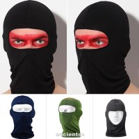 Motorcycle Cycling Full Face Mask Balaclava Ski Outdoor Winter Windp