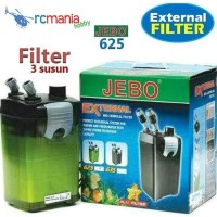 JEBO 625 External Canister Aquarium Filter