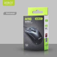MOUSE ROBOT M110 KABEL WIRED OPTICAL #DB007