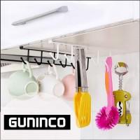 GUNINCO GAPUR gantungan alat masak dapur organizer pantree rak dinding