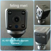 Mini Spy Camera WIFI Hidden Camera Wireless HD 1080P - Kamera kecil