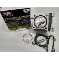 Blok Bore Up 62 mm Nmax Aerox R15 VVA V3 Vixion R Lexi XTR Racing