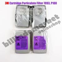 3M Cartridge Particulate Filter 7093 P-100 ORIGINAL