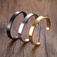 Gelang Titanium High Quality Pria Trendy Kekinian Jaman Now