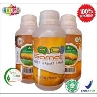 Obat Flu dan Batuk Herbal Terbaik   QnC jelly Gamat 100% Gamat ASLI