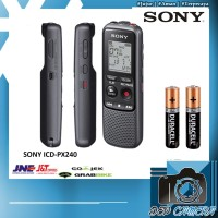 SONY ICD-PX240 VOICE RECORDER 4GB