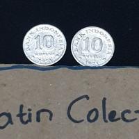 TP-561 Uang koin mahar 20 rupiah 10kc 10kc