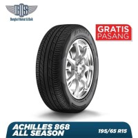 Ban Mobil Achilles 868 - 195/65 R15 91H - GRATIS PASANG DAN BALANCING