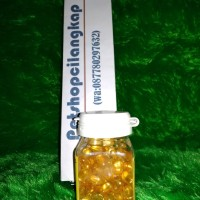 minyak ikan 100caps vitamin Kucing dan Anjing