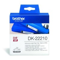 BROTHER DK-22218 CONTINUOUS LABEL ROL (ONLY FOR QL SERIES)