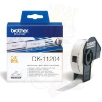 BROTHER DK-11204 CUT LABEL ROLL (ONLY FOR QL SERIES)