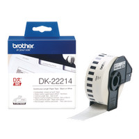BROTHER DK-22214 CONTINUOUS LABEL ROLL (ONLY FOR QL SERIES)