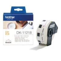 BROTHER DK-11218 CUT LABEL ROLL (ONLY FOR QL SERIES)