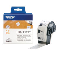 BROTHER DK-11221 CUR LABEL ROLL (ONLY FOR QL SERIES)