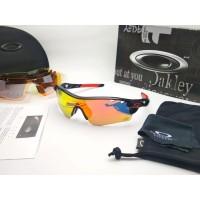 Kacamata sepeda sport Radar Lock 5 lemsa polarized Premium