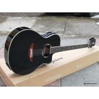 Gitar Akustik elektrik Apx500ii LCD Tuner
