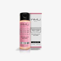 WMU beauty Professional Deep Clean Facial Wash Pembersih Wajah Makeup