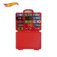 Hot Wheels Carry Case - Case Mainan Mobil Balap