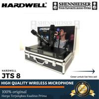 Mic HARDWELL JTS 8 Wireless Multichannel Microphone True Diversity