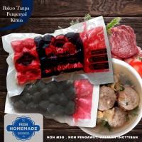 Pelangi Bakso Sapi special non msg non pengawet 300 gram (25 pc)