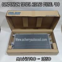 Condensor Kondensor Radiator Ac Mobil Toyota Kijang Diesel '00