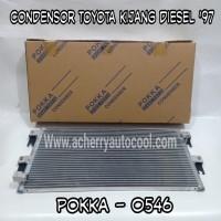Condensor Kondensor Radiator Ac Mobil Toyota Kijang Diesel '97