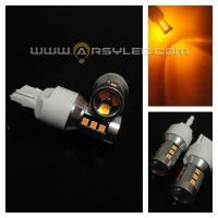 lampu led sein mobil t20 15 titik 3030 proyektor lensa super bright