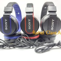 Headset Bando Sony E80/Headphone Sony Gaming Smartphone Handphone