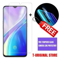 SAMSUNG GALAXY M20 M205 TEMPERED GLASS CLEAR + FREE CAMERA PROTECTOR