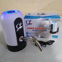 Pompa Air Galon Aqua Listrik Elektrik Q2 678 Q2-678 USB Charger