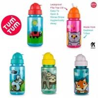 Tum Tum Flip Top Water Bottle Botol Minum Anak