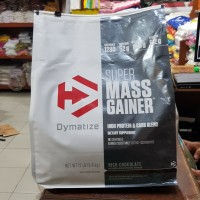 Gainer Gainmass Dymatize Elite Super Mass Supermass 12lb DNI