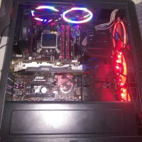 cpu gaming core i5 4440 haswell mainboard msi Z87-B45 GAMING