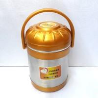Portable pot+rice box+sealed cover 1.4L