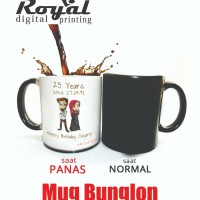 mug magic / bunglon custom