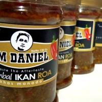 Sambal Ikan Roa OM DANIEL Lezat dan Bikin Nagih