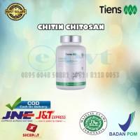 Chitin Chitosan/Membuang Kolestrol/Asam Urat/Obat Maag/Hati/Empedu