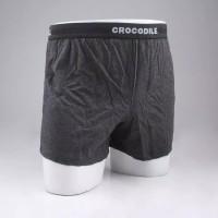 big sale celana dalam boxer pria dari CROCODILE 001 isi 2