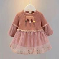 Dress Anak Perempuan Import