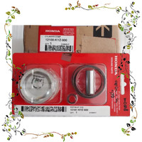 Paket Blok Seher - Ring Seher Set - Supra X 125 Helm In Karbu