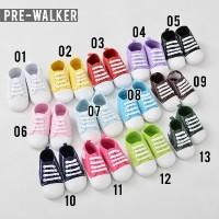 Sepatu Bayi LITTLE KUMA Sneakers Prewalker Unisex Shoes - LKM047 01-10